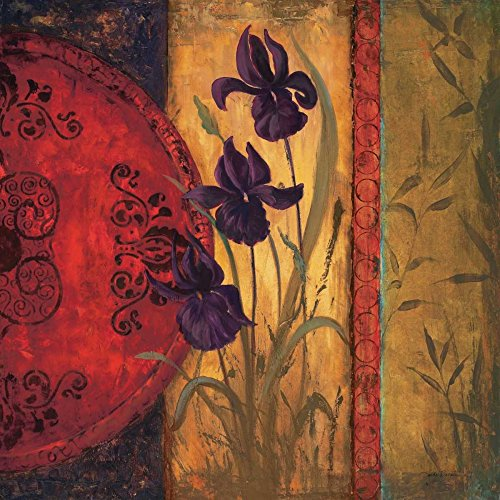 Iris Fusion II by Linda Wacaster 35