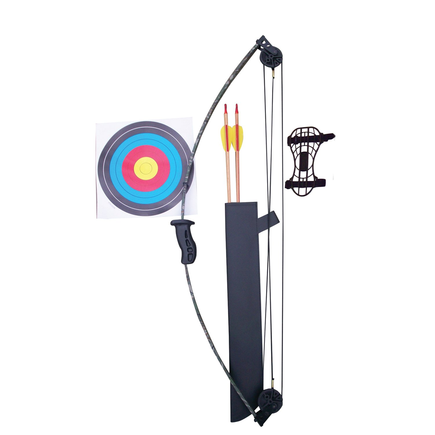 SA Sports Youth Panther Compound Bow Set