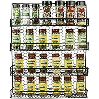 Amazon Com Sorbus Spice Rack And Multi Purpose Organizer