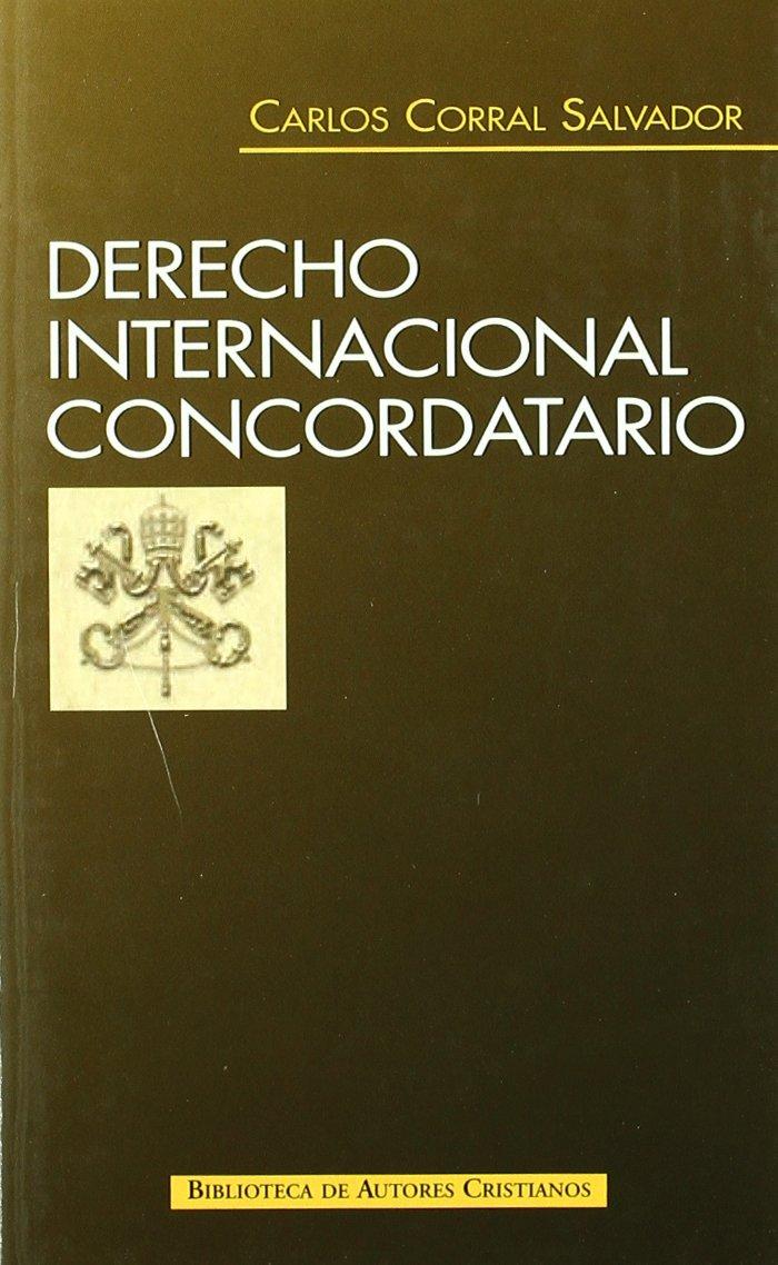 Derecho internacional concordatario (NORMAL)