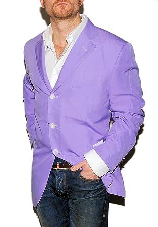 Polo Ralph Lauren Mens 100% Silk Sport Coat Blazer Jacket Italy ...