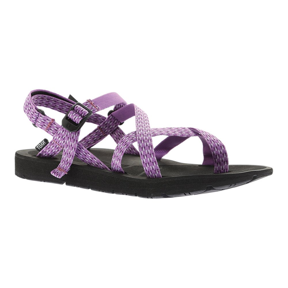 NAOT Women's Shore Sport Sandal B075ZXJ4KP 37 M EU|Purple Triangles