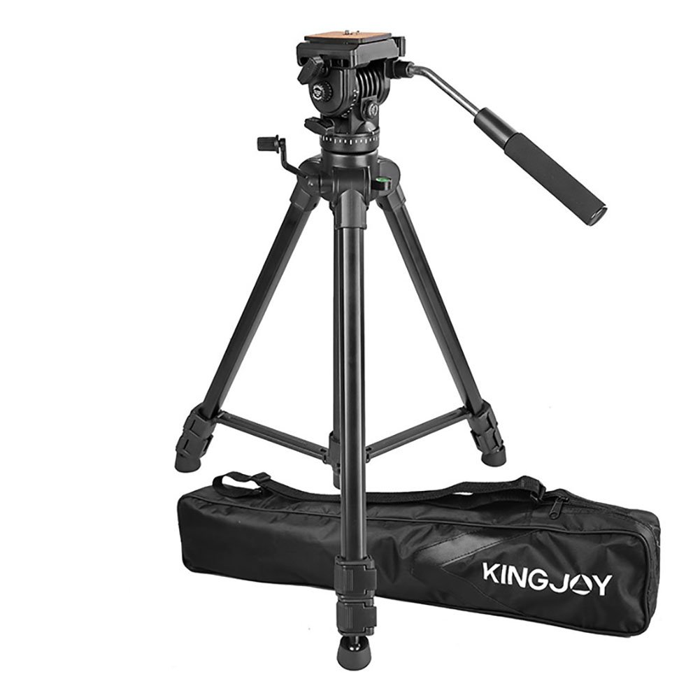 360度ボールヘッド付きカメラ三脚163センチメートルDSLRカメラ用キャリーバッグ付きアルミ軽量三脚スタンド B07CV8SYFH