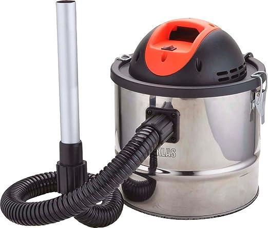 Kekai KT0571 - Aspirador De Cenizas Calimero 10 litros.: Amazon.es: Jardín