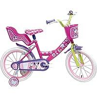 """Disney Minnie Mouse Vélo Enfant Rose 16"""""""