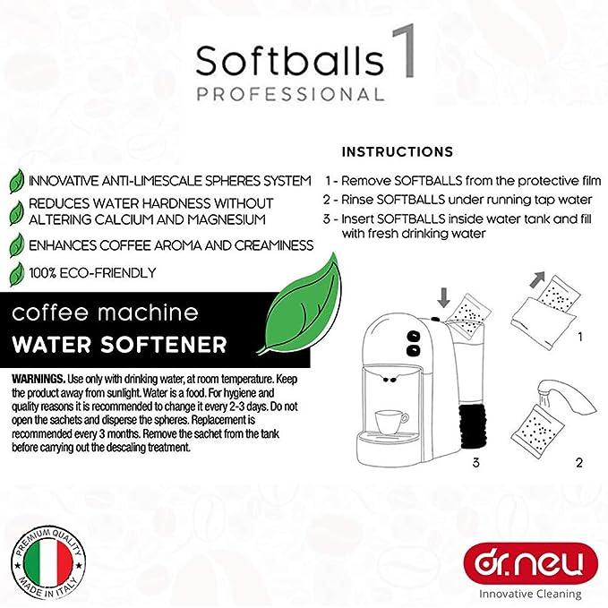Amazon.com: Bolas Esferas de Dr. neu suavizador de agua anti ...