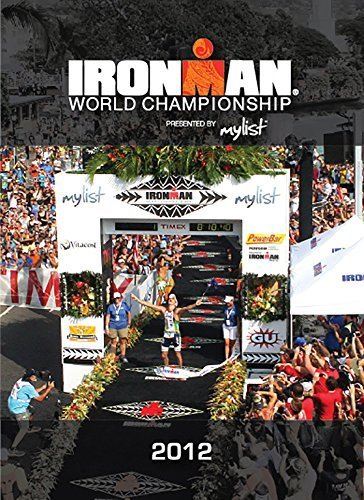 (2012 Ironman World Championship DVD)