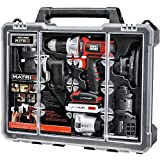 BLACK + DECKER BDCDMT1206KITC Matrix 6 Tool Combo Kit with Case