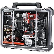 Save 35% on select BLACK+DECKER 6 tool matrix combo kit