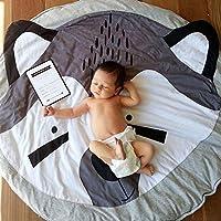 CC Shop Baby Toddler Kids Children Nursery Cute Crawling Game Rug Pad Round C...