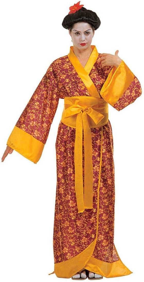 NET TOYS Disfraz de Geisha Kimono China Asia: Amazon.es: Juguetes ...