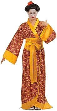 NET TOYS Disfraz de Geisha Kimono China Asia: Amazon.es ...