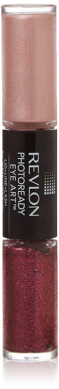 Revlon PhotoReady Eye Art Lid + Line + Lash, Fuchsia Flash/040, 0.1 Fluid Ounce 309976454047