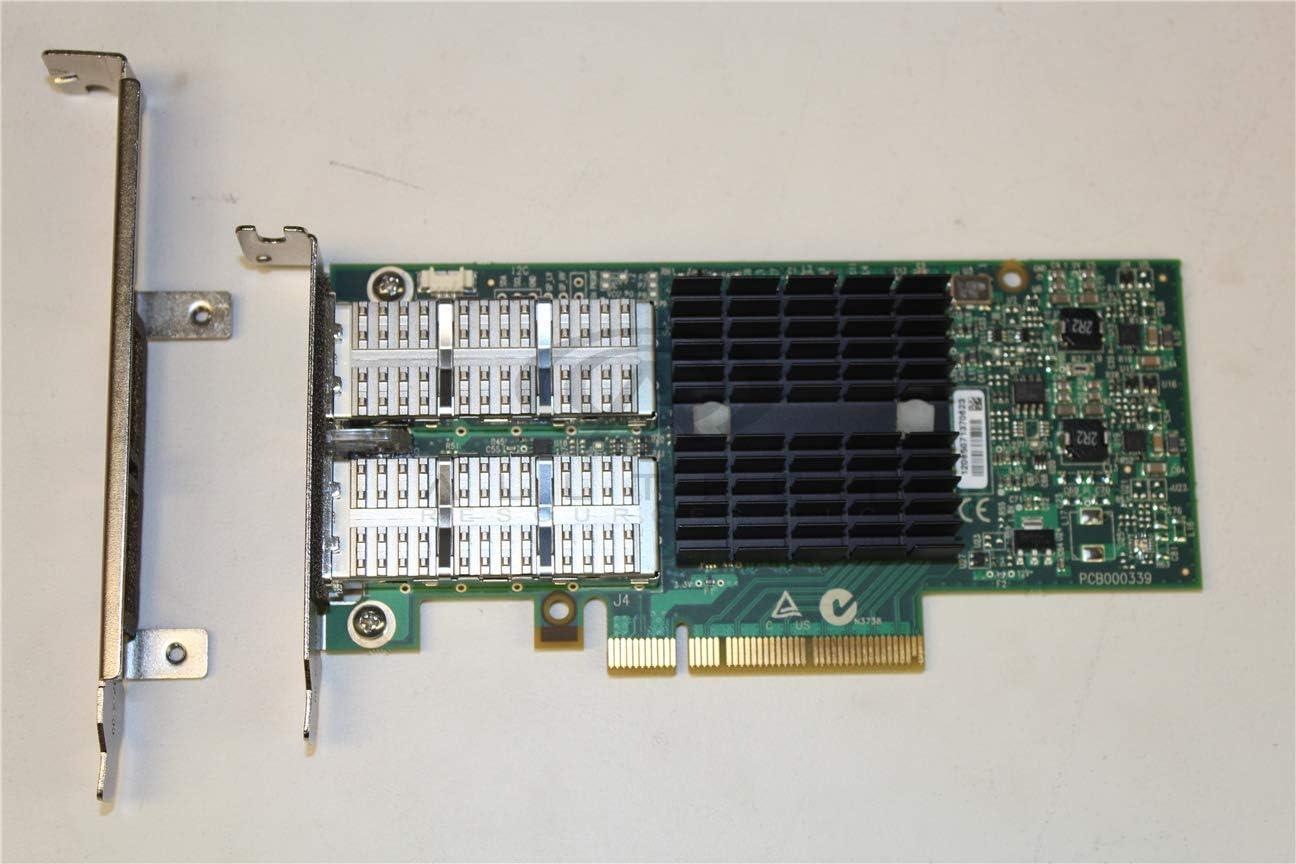 HP 656089-001 HP Infiniband FDR//Ethernet 10//40Gb 2-Port 544QSFP Adapter Renewed