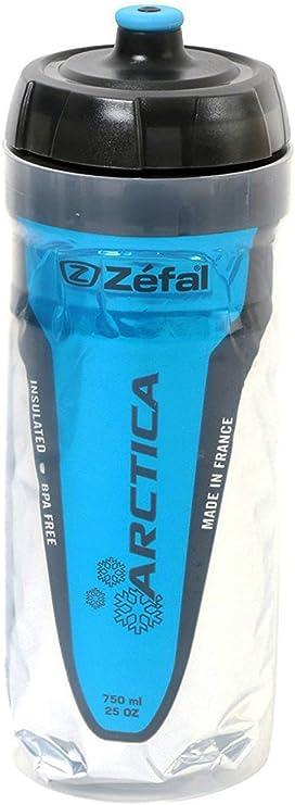 Bidon ISOTERMO Frio Calor ZEFAL ARCTICA AZUL 550ml Ciclismo ...