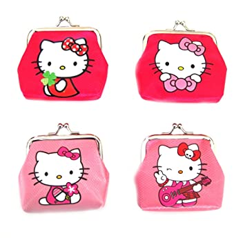 9a5d9ae0ba Image Unavailable. Image not available for. Color  Hello Kitty Coin Purse    wallet ...