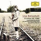 Lisa Batiashvili - Echoes Of Time [Japan CD] UCCG-1524