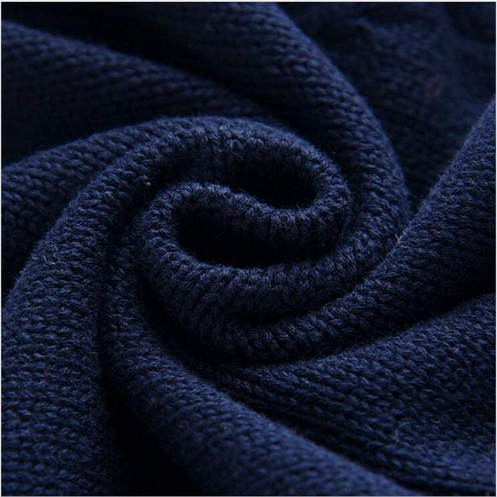 Happy childhood Baby Boys Solid Cardigan V-Neck Pullover Sweaters Cotton Knitted Basic Sweater Casual Outwear