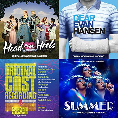 Musicals for Your Workout ()