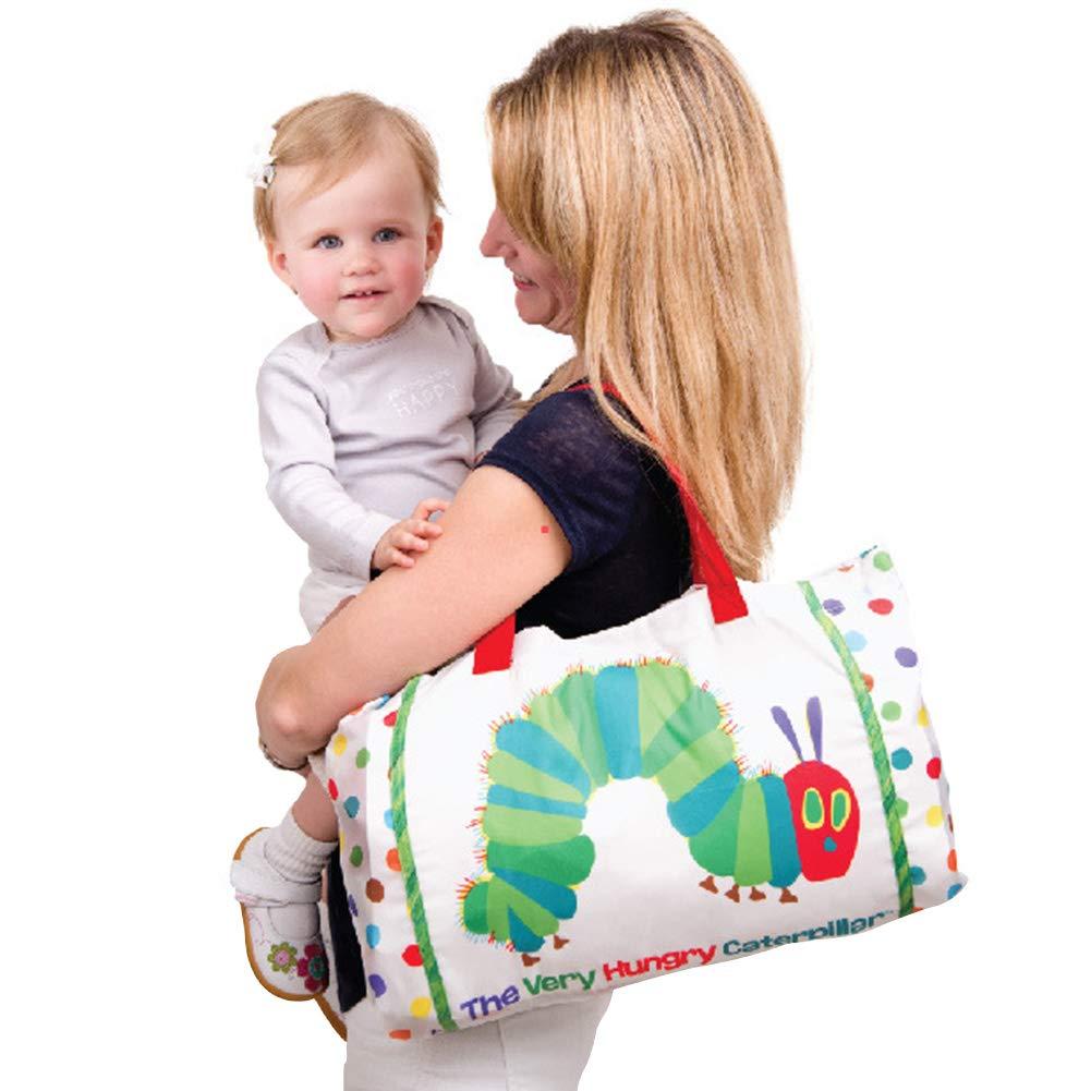Einkaufswagen-Kissen maschinenwaschbar f/ür Baby und Kleinkind tragbar mit Sicherheitsgurt Sitzkissen f/ür Hochstuhl