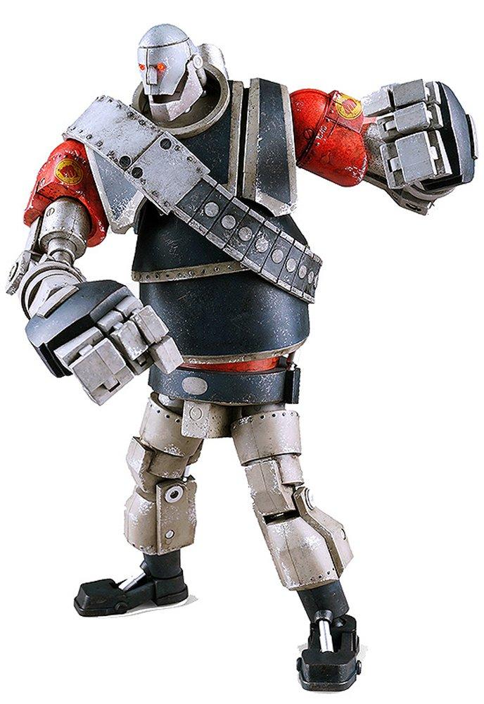 increíbles descuentos Équipe Fortress2 Robot lourd rojo (sixième échelle ABS ABS ABS & amp; PVC peint figurine)  ahorre 60% de descuento