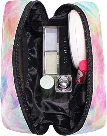 Colorido Estuche para cosméticos y cosméticos, Caja de Maquillaje, Estuches para lápices, Tag} Bolsa de Almacenamiento de artículos de tocador de Viaje, Organizador para Mujeres y niñas al Aire Libre: Amazon.es: Equipaje