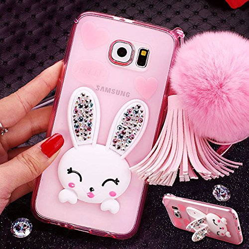 coque galaxy s6 lapin