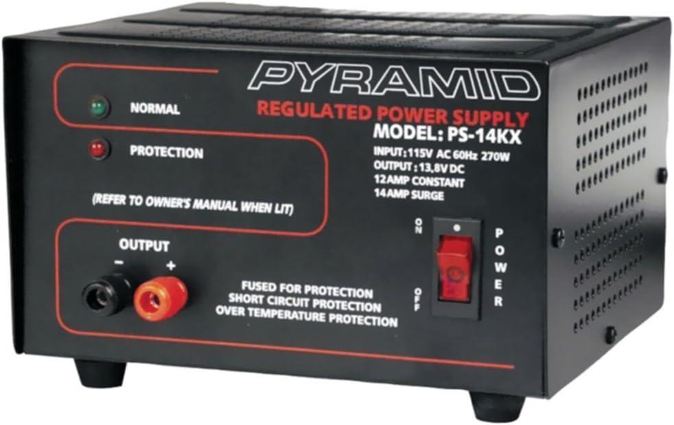 New Pyramid PS14KX 12 Amp Power Supply