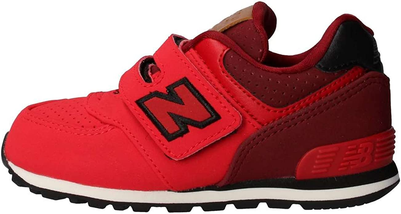 New Balance Iconic 574 Hook And Loop, Sneaker con Velcro. Bambino ...