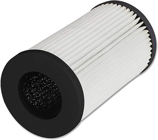 QUEENTY True HEPA Filter - Filtro purificador de Aire de Repuesto ...