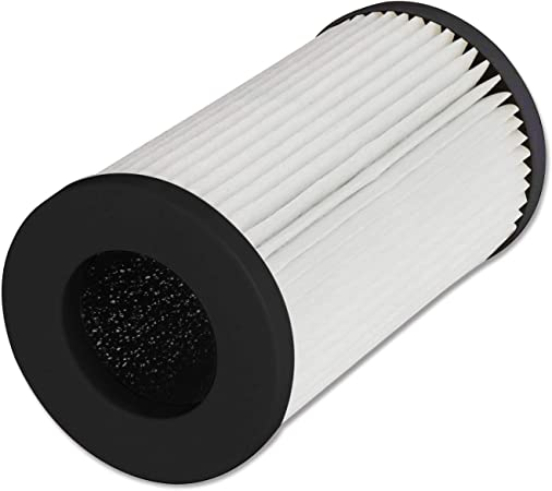 QUEENTY True HEPA Filter - Filtro purificador de Aire de Repuesto ...