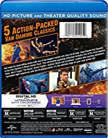 Van Damme 5-Movie Action Pack (Hard Target / The Quest / Street Fighter / Sudden Death / Lionheart) [Blu-ray] by Universal Studios Home Entertainment
