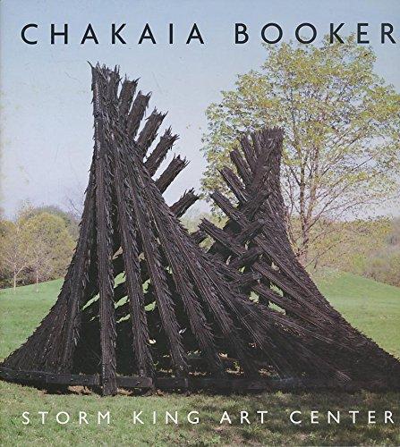 (Chakaia Booker: Recent Work: Storm King Art Center; May 12-November 14, 2004)