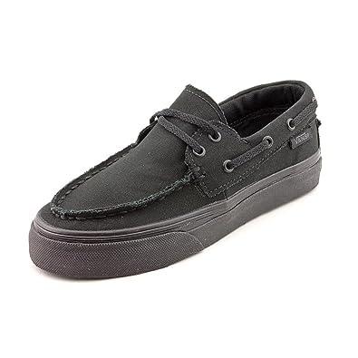 vans zapatos black