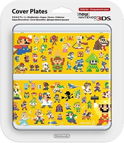 Nintendo - Cubierta Mario Maker 29 (New Nintendo 3DS): Amazon.es: Videojuegos