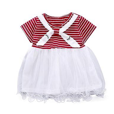 Bebe niña Vestido de Tul Tutu, bebé Ropa Bautizo Recien ...