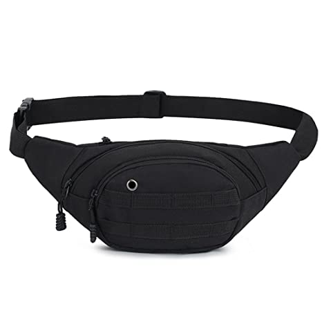 d2c6420c9e4a Amazon.com : Waist Bag Multifunctional Outdoor Sports Men's Women's ...
