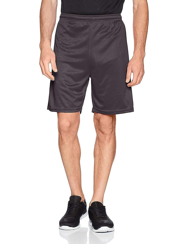 Mens Shorts Soccer Football Running Gym Active Sports Wear