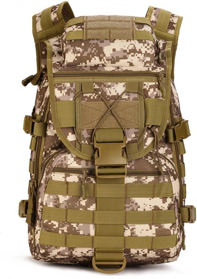 YFNT Spalla Zaino 40l Militare tattico Zaino Zaino da Assalto Zaino Gear Borsa Impermeabile per Caccia Campeggio