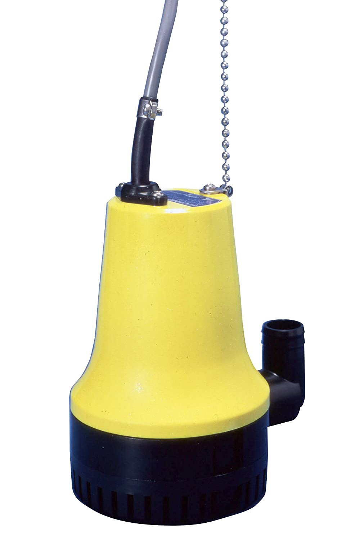 工進 海水用水中ポンプ マリンペット BL-2512N B0027WV7SS25mm