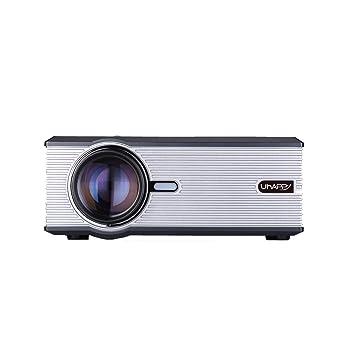 Mini proyector LCD U88 1080P LED HD Mini Panel con Control Remoto ...