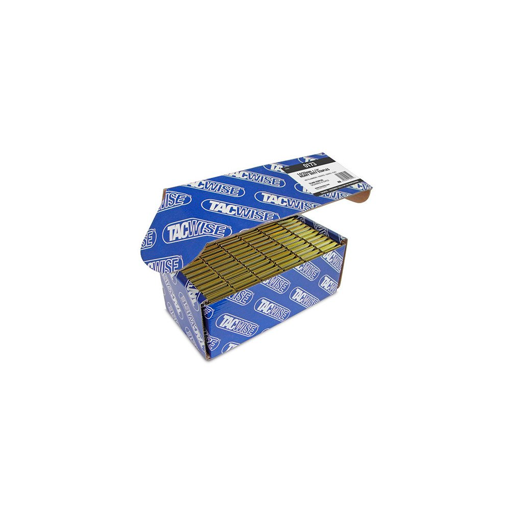 Tacwise - 10 000 agrafes galvanisées L. 32 mm type 14 - Tacwise - 0173