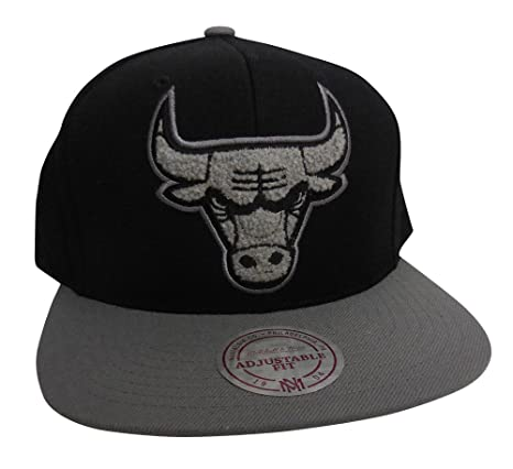 ce23558d9f5 ... new zealand mitchell ness chicago bulls snapback hat jordan 8 retro  chrome 2015 844a1 6273d