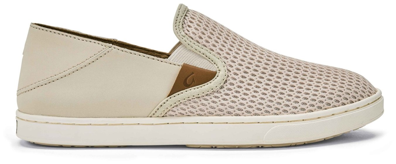 OLUKAI Pehuea Shoes - Women's B0733FJF21 6 M US|Tapa/Tapa
