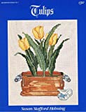 img - for Tulips Cross Stitch (Helmsford Designs, No. 7) book / textbook / text book
