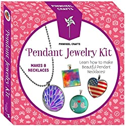 Pendant Jewelry Kit by Pinwheel Crafts