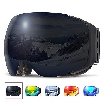 66decddf452 COPOZZ Ski Goggles