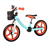 Kinderkraft 2Way Next Kinder Laufrad Lernlaufrad 12 Zoll Verstellbar ab 2 Jahre