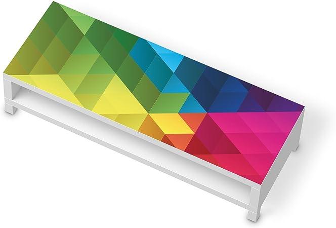 Film De Meubles Pour Ikea Lack Banc Tv Meubles Sticker Mural Stickers Papier Peint Film