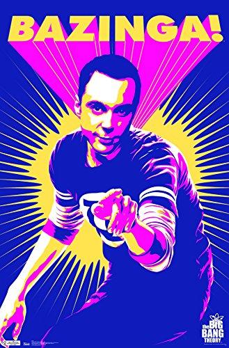 Trends International The Big Bang Theory Sheldon Wall Poster 22.375